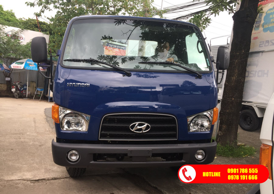Ngoiaj thất Hyundai New Mighty 110SP